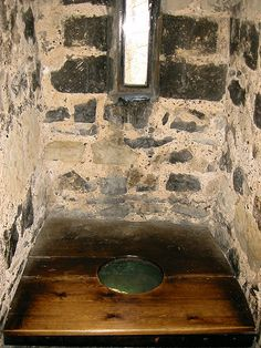 Tower of London toilet