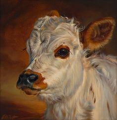 Teresa Elliott Artist - cow painting