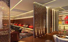 New Kempinski Ambience Hotel Displaying Traditional Indian Patterns via Freshome