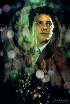 Captain Jack Harkness Art Print by deadmansdust Doctor Who Tv, Doctor Who Fan Art, Jack Johns, Doctor Who Companions, Captain Jack Harkness, John Barrowman, Broadchurch, Torchwood, Geronimo