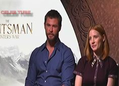 The Huntsman: Exclusive Chris Hemsworth and Jessica Chastain http://www.celebtube.click/2016/04/the-huntsman-exclusive-chris-hemsworth.html