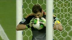 Iker Casillas, 2013-06-27, Spain, Espana
