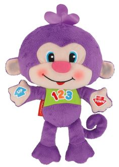 Fisher-Price Laugh & Learn Learning Opposites Monkey Only $6.78! (reg. $14.97)