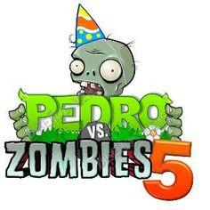Plantas vs zombies logo personalizado $ 70,00