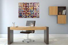 Acryl Gemälde 'Perspective of Choice' 100x75cm