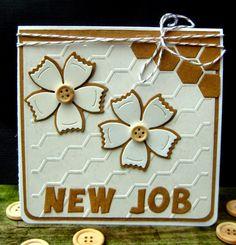 Scrapspul van Colien: New job.