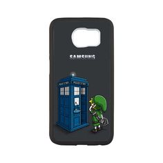 Tardis Doctor Who Mash Up Link Legend of Zelda Samsung Galaxy s6 Case $17.5  #Accessories #Case #cover #CellPhone #Galaxys6case #hardcase #plasticcase #hardcover #tardis #doctorwho #vangogh #starrynight #phonebooth #payphone #10thdoctor #11thdoctor #12thdoctor #davidtennant #petercapaldi #mashup #link #legendofzelda #Zeldaprincess #Twilightprincess