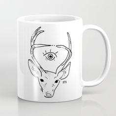 Deer Eye Mug
