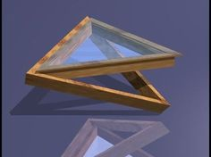 Dome building methods - Beveled frame - YouTube