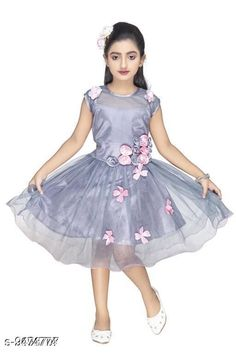 Checkout this latest Frocks & Dresses Product Name: *Kid's Girl's Dress* Fabric: Satin Multipack: Single Sizes: 1-2 Years, 2-3 Years, 3-4 Years, 4-5 Years, 5-6 Years, 6-7 Years Country of Origin: India Easy Returns Available In Case Of Any Issue   Catalog Rating: ★4.1 (1764)  Catalog Name: Cute Funky Girls Frocks & Dresses CatalogID_1666789 C62-SC1141 Code: 932-9474774-225