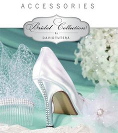 David Tutera Bridal Collection: Accessories  Project courtesy of Darice Inc.Skill Level: No experience necessary  (1) Crafting Time: Varies Skill Level: No experience necessary  add to project list