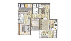Acqua Park Alphaville | Apartamentos