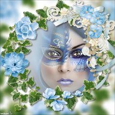 Modrý věnec
