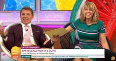 Jim Davidson Bouncing Back: There's a new Generation Game and you could make millions! Jim Davidson, Generation Game, Kate Garraway, Good Morning Britain, Make Millions, Buy Bitcoin, Lost Money, Machine Learning, Going To Work