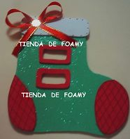ENDA DE FOAMY: ADORNOS NAVIDEÑOS PARA LOS APAGADORESTI Christmas Crafts, Xmas, Christmas Ornaments, Foam Crafts, Arts And Crafts, Santa, Holiday Decor, Diy, Ideas Navidad