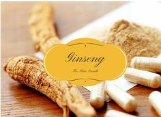 Everything You Need To Know About Ginseng For Hair Growth  Read the article here - http://www.blackhairinformation.com/growth/hair-growth/everything-need-know-ginseng-hair-growth/