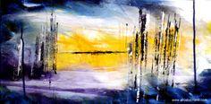"""Fly Away""  acrylic on canvas 25x50 cm www.alicebernardi.com"