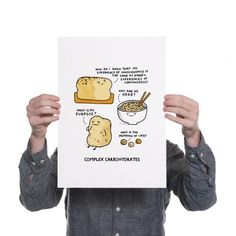 Complex Carbohydrates Print