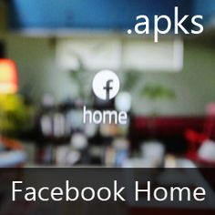 Facebook Home Pre-Release Leaks. Try out Facebook Home | The Tricks Lab