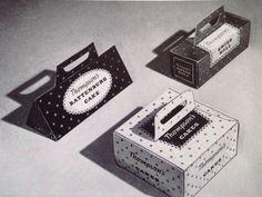 Irish Triangular Battenburg?? Packaging for F H Thompson & Son Ltd of ...