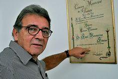 Paulo de Tarso Vencesláu - Jornalista | Revista Lettering | Foto Danilo C. Monteiro