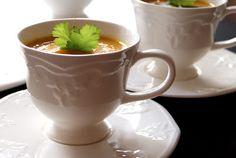 Kulinarne Inspiracje: Marchewkowy krem z imbirem