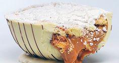 Receitas de Ovo de Páscoa caseiro recheado - Guia da Semana
