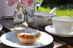 L lately blog: Lemon Drizzle Fairy Cakes Recipe Lemon Drizzle, Fairy Cakes, Recipe Ideas, Cake Recipes, Muffin, Pudding, Breakfast, Desserts, Blog