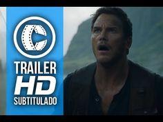 Jurassic World: Fallen Kingdom - Official Trailer #1 [HD] Subtitulado - ...
