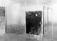 18 Happenings in Six Parts, Allan Kaprow, 1959, Reuben Gallery, New York,Le premier happening