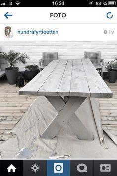 Super snyggt bord