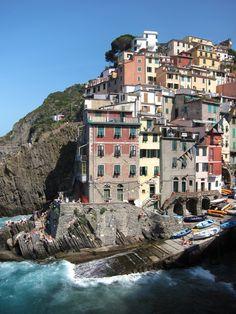 Cinque Terre Italy  Travel Photo  Photo by TinaBoyadjievaPhoto