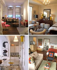 What's the smallest apartment you've ever seen in New York? We've rounded up some of the smallest New York City apartments previously featured on Apartment Therapy to show you how some people are living big &mdash by living small. All of the homes pictured below are 500 square feet or less...