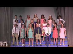 "5th-graders perform ""Centuries"""