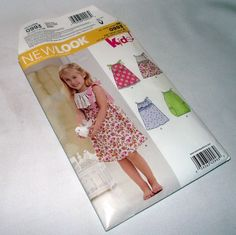 Adorable pillow case dress patterns - Now available from #BienleinDesignFinds. Save 15% off this week!