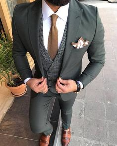 Best Suits For Men, Cool Suits, Wedding Suits For Men, Blazer Outfits Men, Stylish Mens Outfits, Indian Men Fashion, Mens Fashion Suits, Formal Dresses For Men, Classy Suits