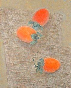 柿  2004年-20-野地美樹子