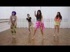 2NE1 - FALLING IN LOVE  http://ForeverDanceCrew.com