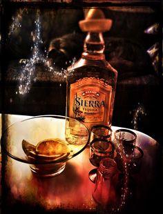 Hedelmiä ja suoloja #tequilasierra #sierratequila