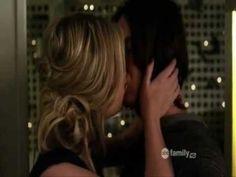 Pretty Little Liars - Hanna and Caleb shower scene - 01x18 - YouTube