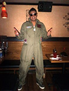 This #Halloween (and all season long), Felix is an ace. #Mariners #TopGun @RealKingFelix/Twitter