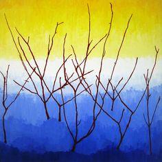 dogwood painting