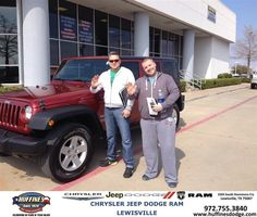 https://flic.kr/p/wpF5JS   #HappyBirthday to Josh Okain and John Lopez from Mark Gill at Huffines Chrysler Jeep Dodge Ram Lewisville!   www.huffinesdodge.com/?utm_source=Flickr&utm_medium=D...