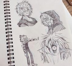Boku no Hero Academia || Shigaraki Tomura (Dibujo/Drawing)