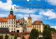 Romantisches Neuburg an der Donau - CALVENDO