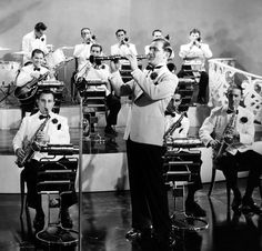 Benny Goodman. Clarinetist. Bandleader. King of Carnegie. Put his band together on a New York stage one evening in 1938 and showed the world how it was done.