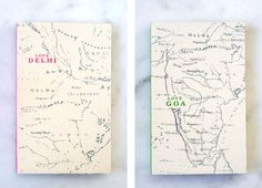 Love Travel Guides by Fiona Caufield — Maxwell's Daily Find 09.22.14 - If you or anyone you know is going to India or loves travelling there, this looks to me like a very special resource. I'd love (no pun intended) to see this approach to NYC. :)