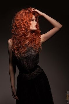 Gorgeous hair...