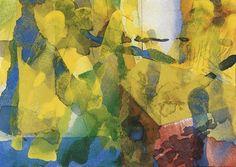 Gerhard Richter » Art » Watercolours » I.S. (21.3.84)