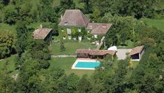 Le Presbytère | Holiday rental country home in South West France with private heated pool